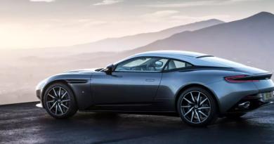 Innpress felger, boltsirkel, nav og bolter for Aston Martin