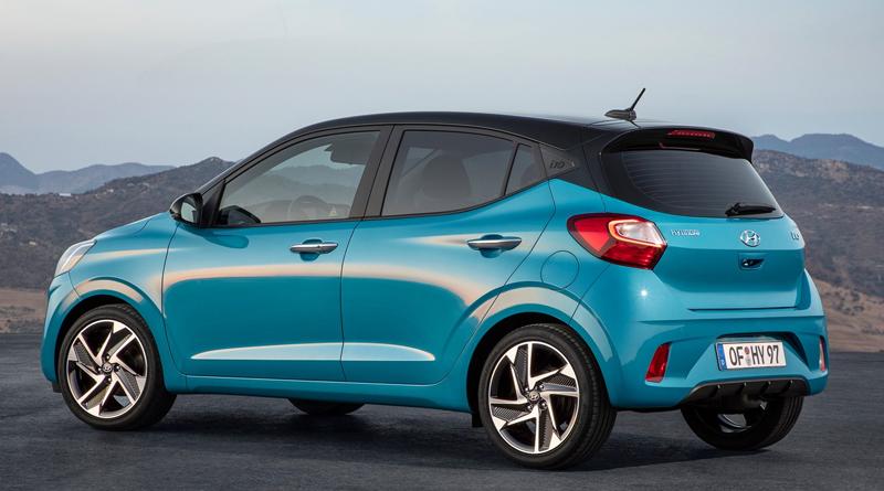 Innpress felger, boltsirkel, nav og bolter for Hyundai