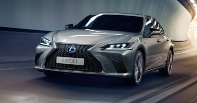 Innpress felger, boltsirkel, nav og bolter for Lexus