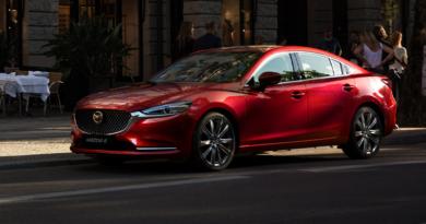 Innpress felger, boltsirkel, nav og bolter for Mazda