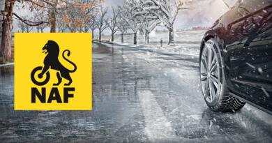 NAF Vinterdekktest 2019